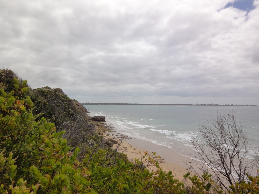 Point Lonsdale outlook.JPG