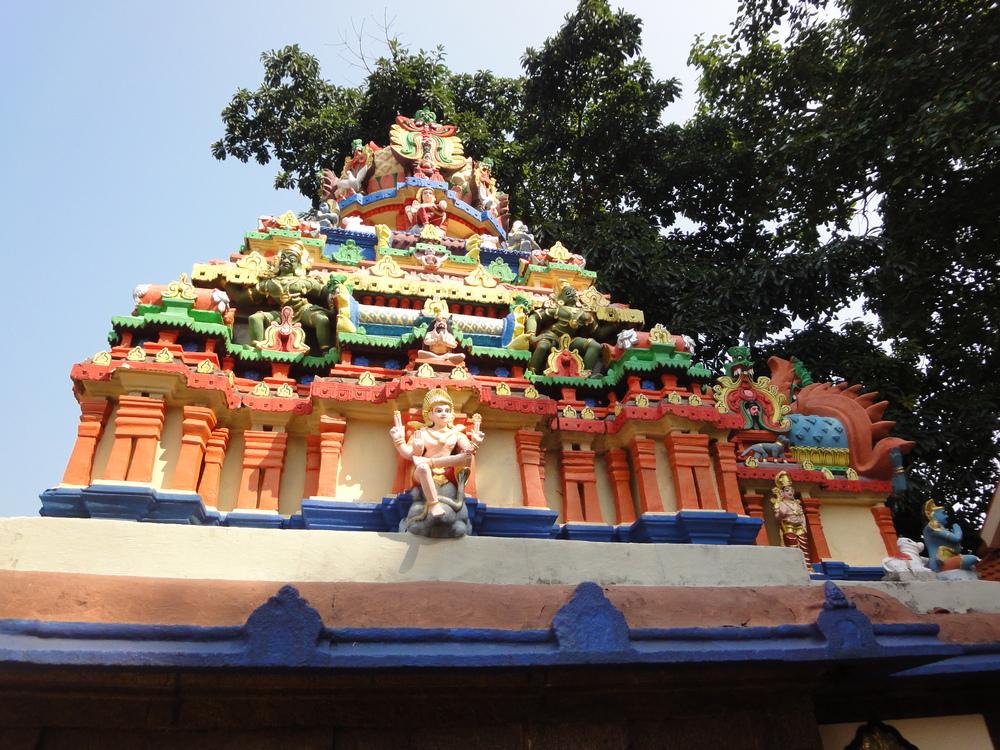 Janardana Swami Temple diety
