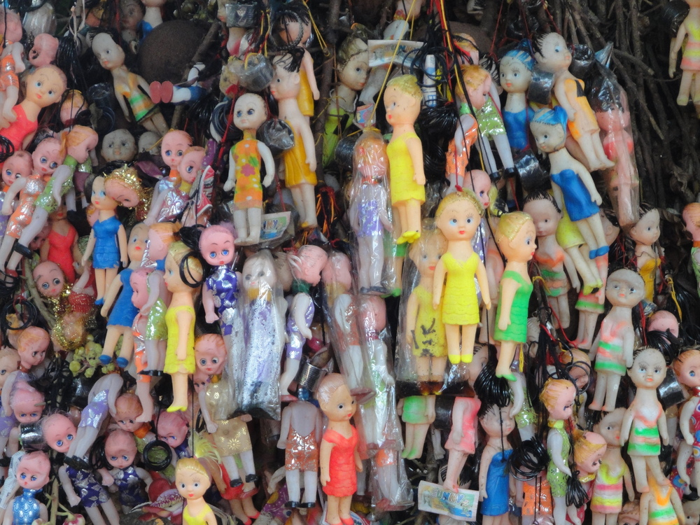 Janardana Swami dolls tree