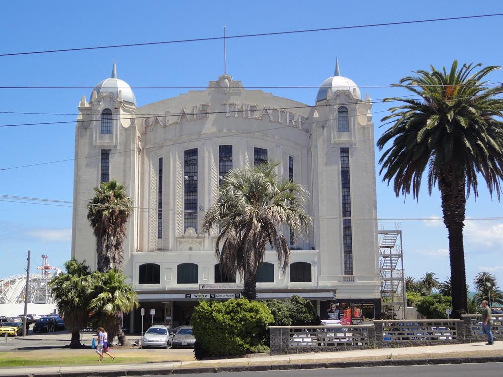 St KIlda Palace Theatre
