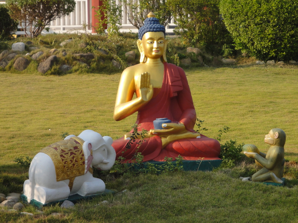 Buddha Lumbini Nepal