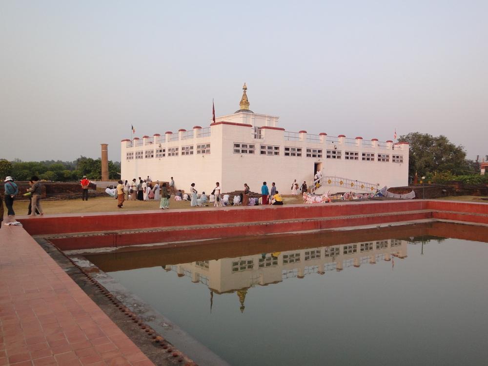 Lumbini Maya Devi Temple Nepal