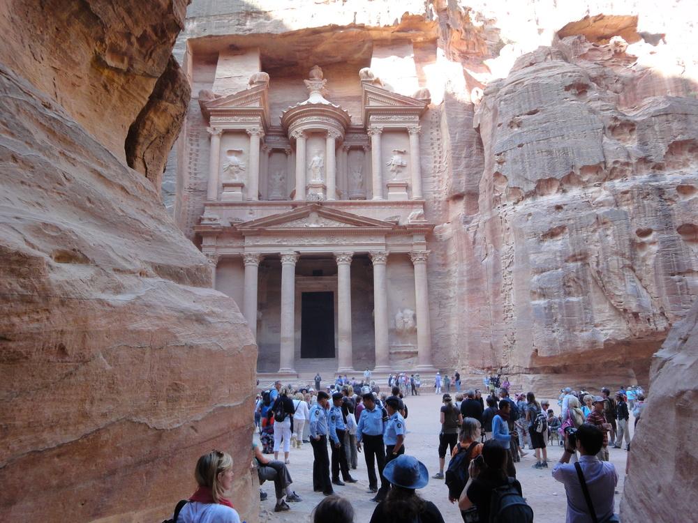 Petra Jordan The Treasury