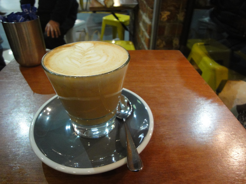 South Melbourne Market Padre Coffee