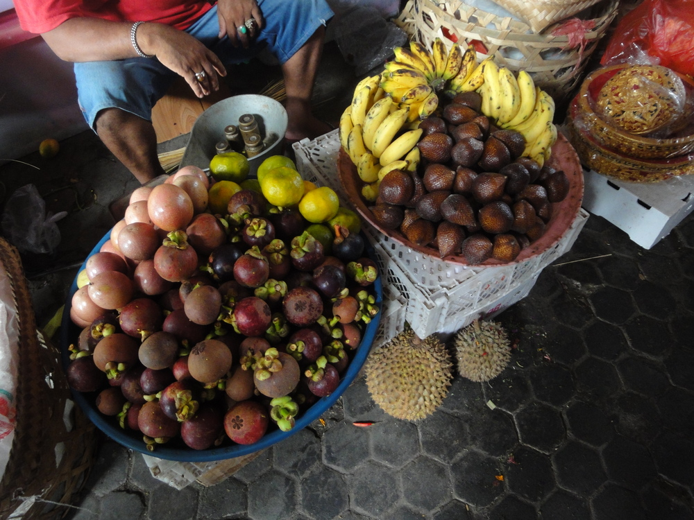 Exotic Fruits in Bali
