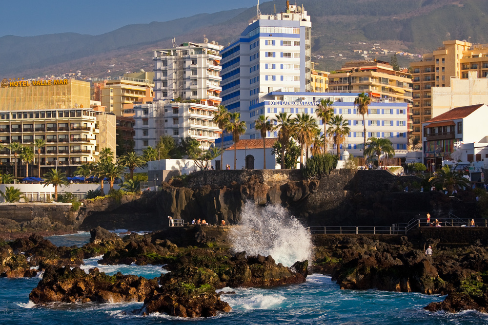 Fun in the sun is aplenty on Tenerife in The Canary Islands. Photo credit: Photo pin