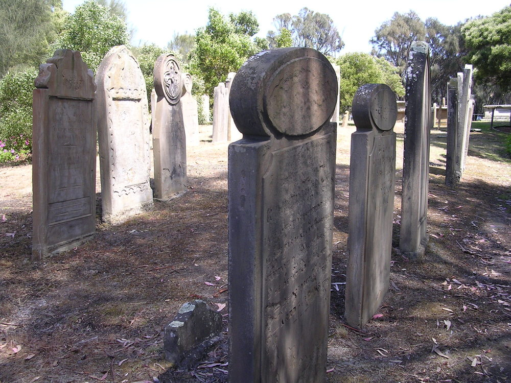 Port Arthur graves.jpg