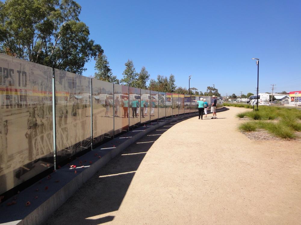 ANZAC Day Vietnam Veterans Commemorative Walk