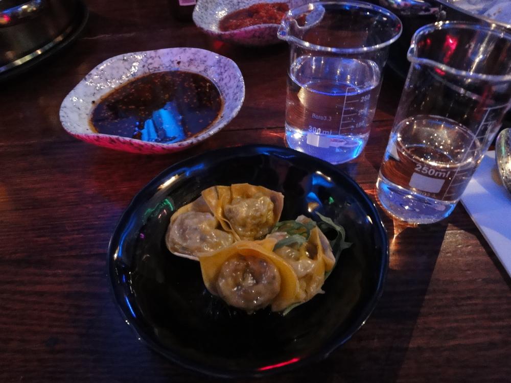 dumplings Shu Restaurant Melbourne Collingwood Sichuan