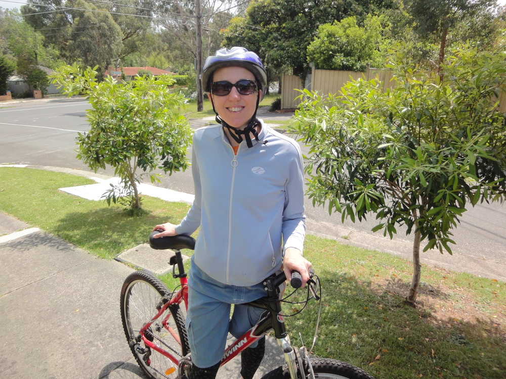 bike ride bike riding melbourne