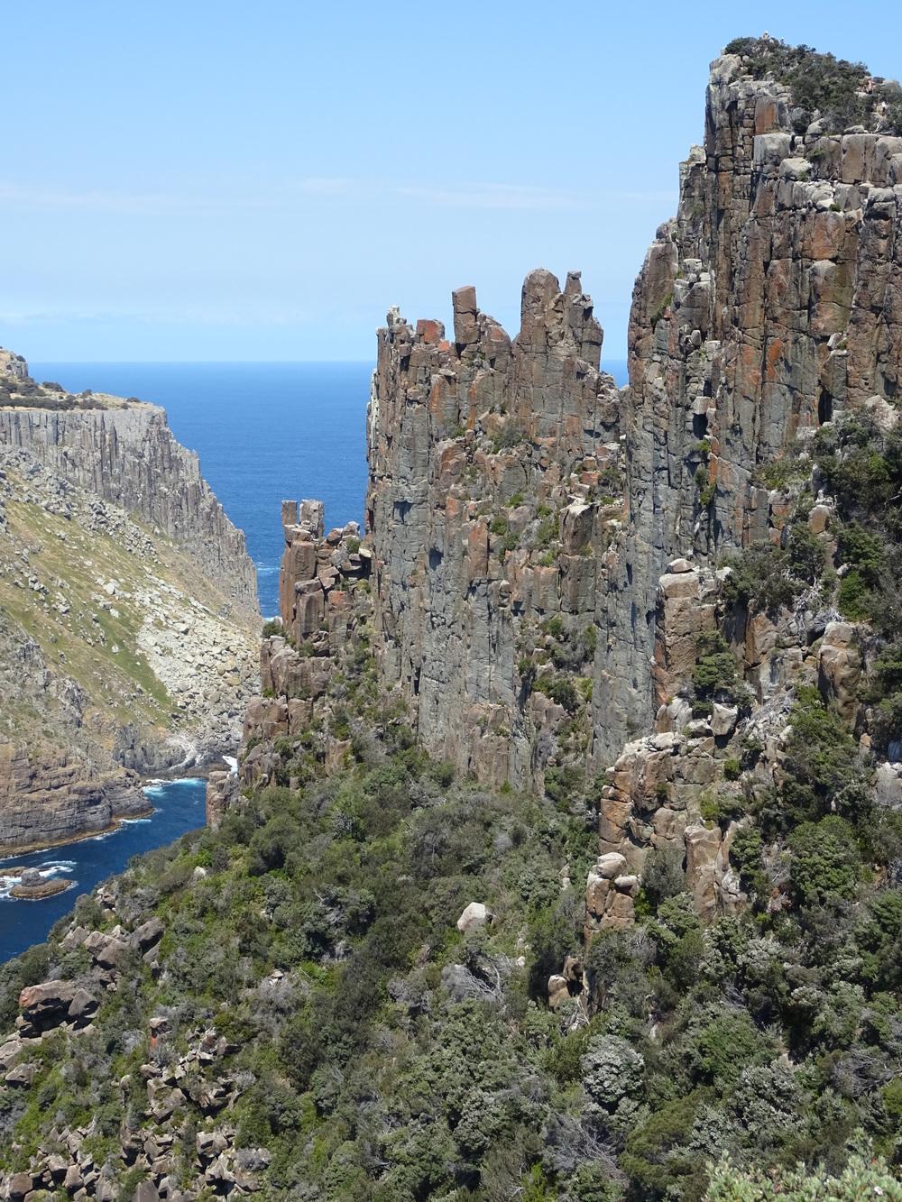 Three Capes travel Tasmania hiking