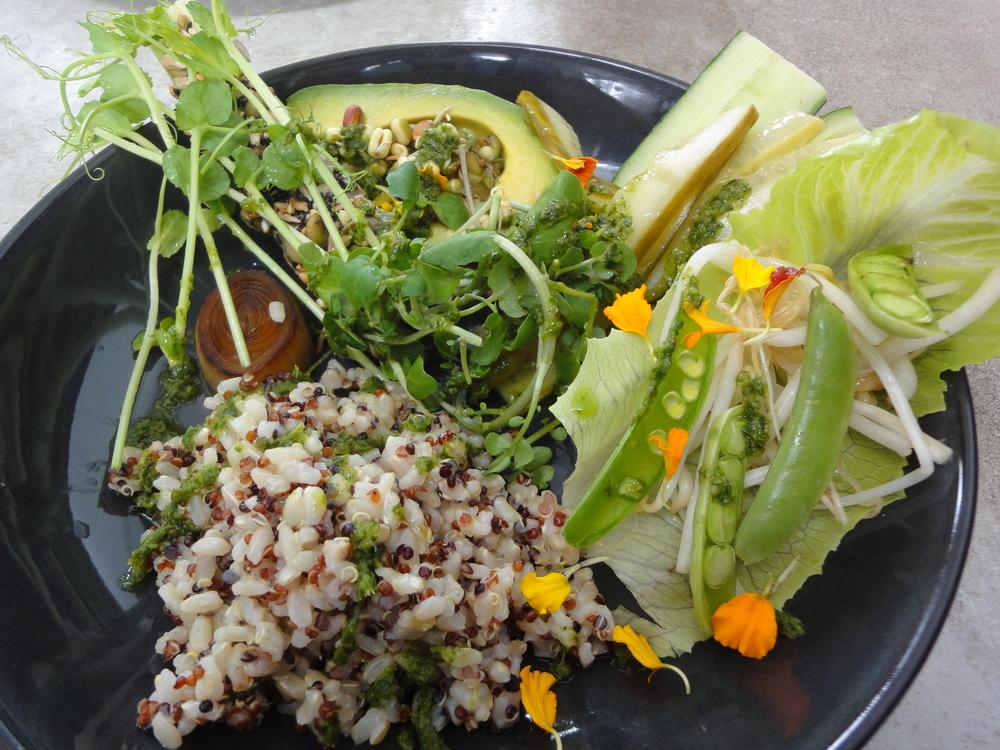 Alchemy Yarra Valley cafe vegan options Healesville