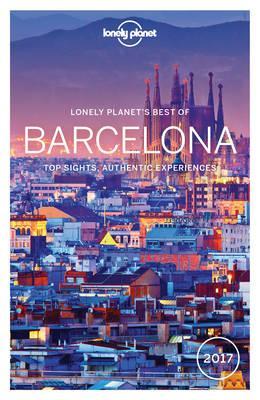 Lonely Planet Best Of Barcelona 2017 travel