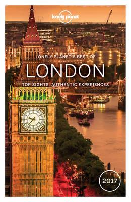 Lonely Planet Best Of London 2017 travel