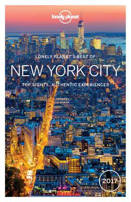 Lonely Planet Best Of New York City 2017 travel