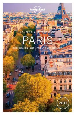 Lonely Planet Best Of Paris 2017 travel