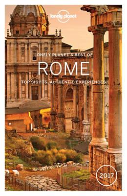 Lonely Planet Best Of Rome 2017 travel