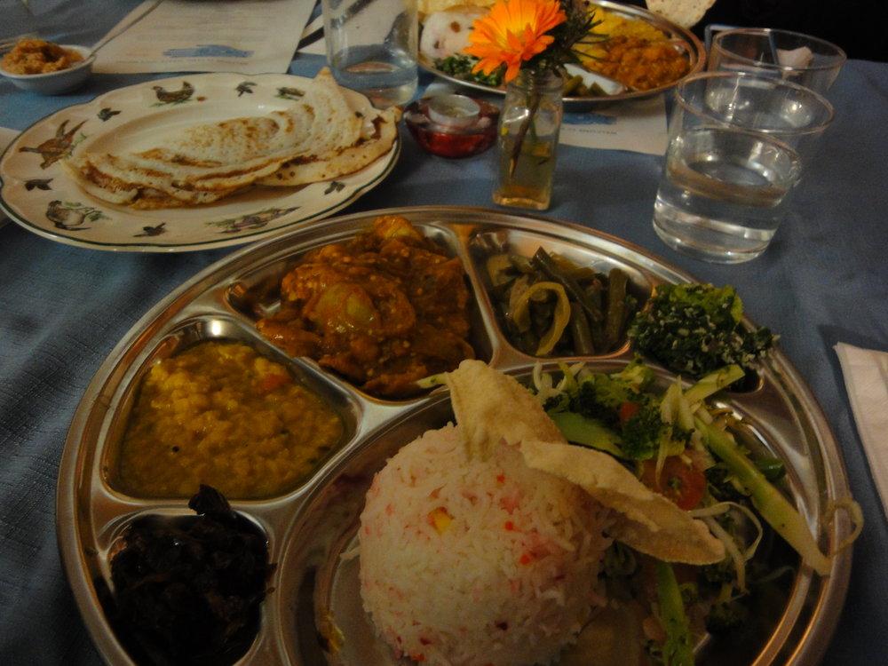 CERES Melbourne Australia vegan food