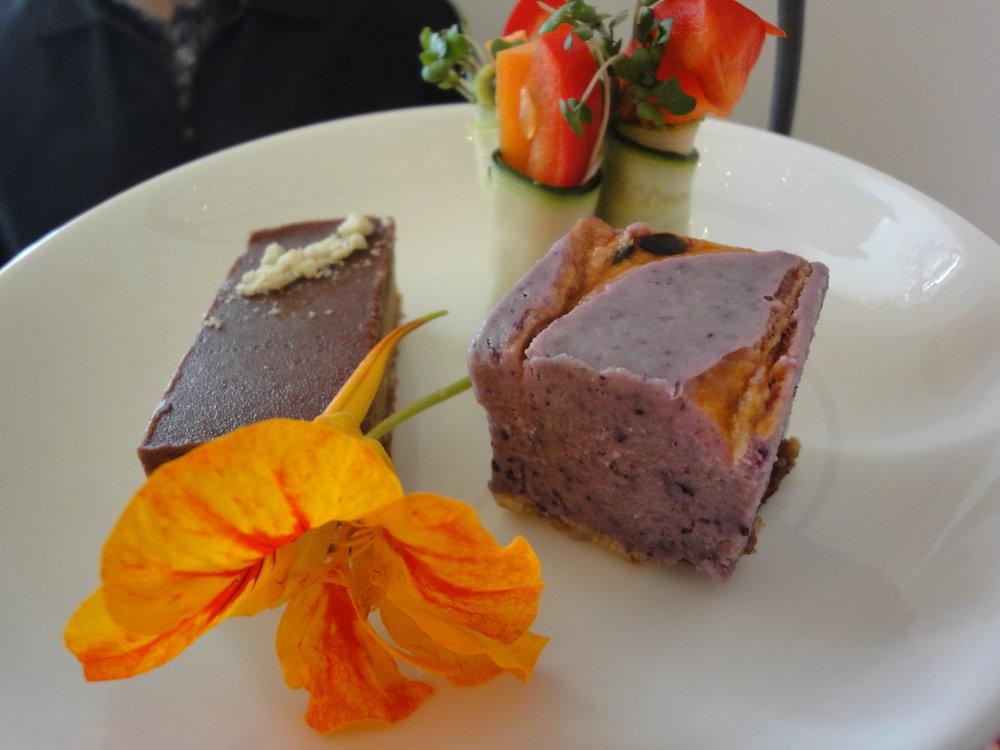 Street Organics vegan gluten free high tea Malvern Melbourne Victoria Australia food travel