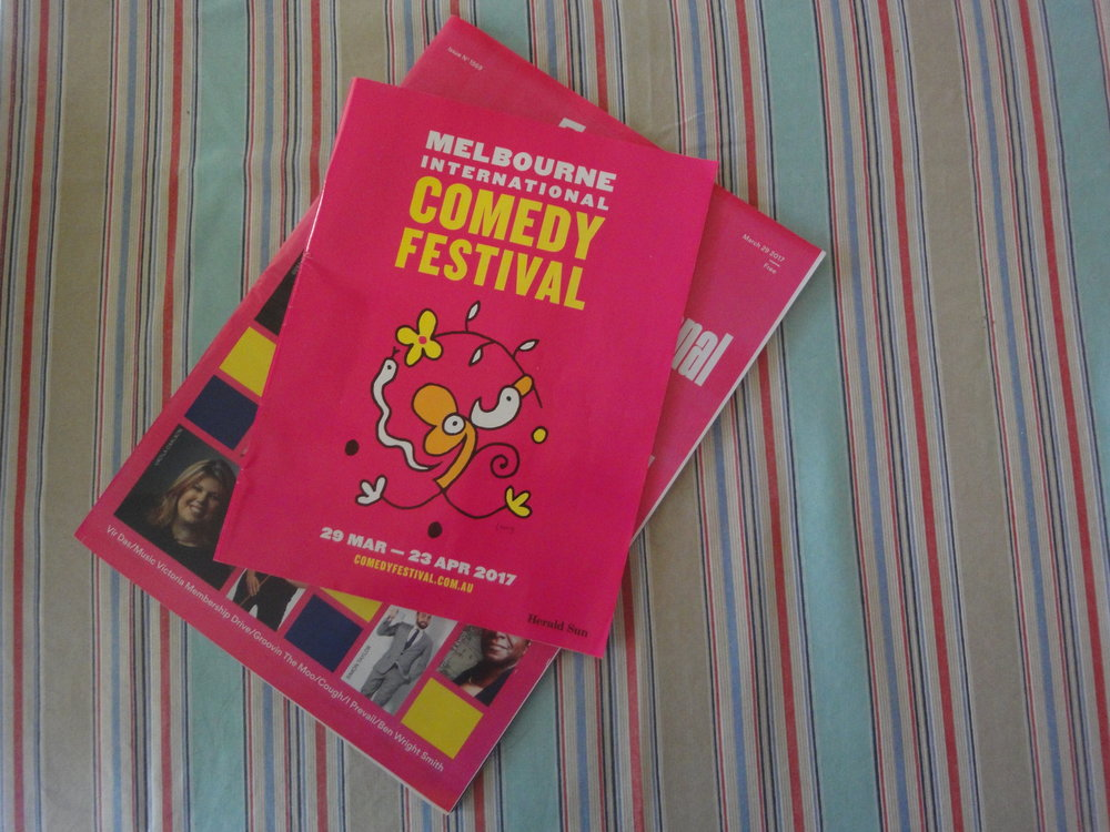 Melbourne International Comedy Festival Australia travel tips travel truth local travel