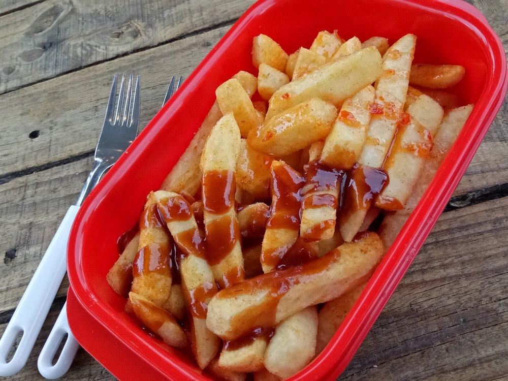 The Food Truck Park in Preston vegan gluten free food travel melbourne australia woking amazing