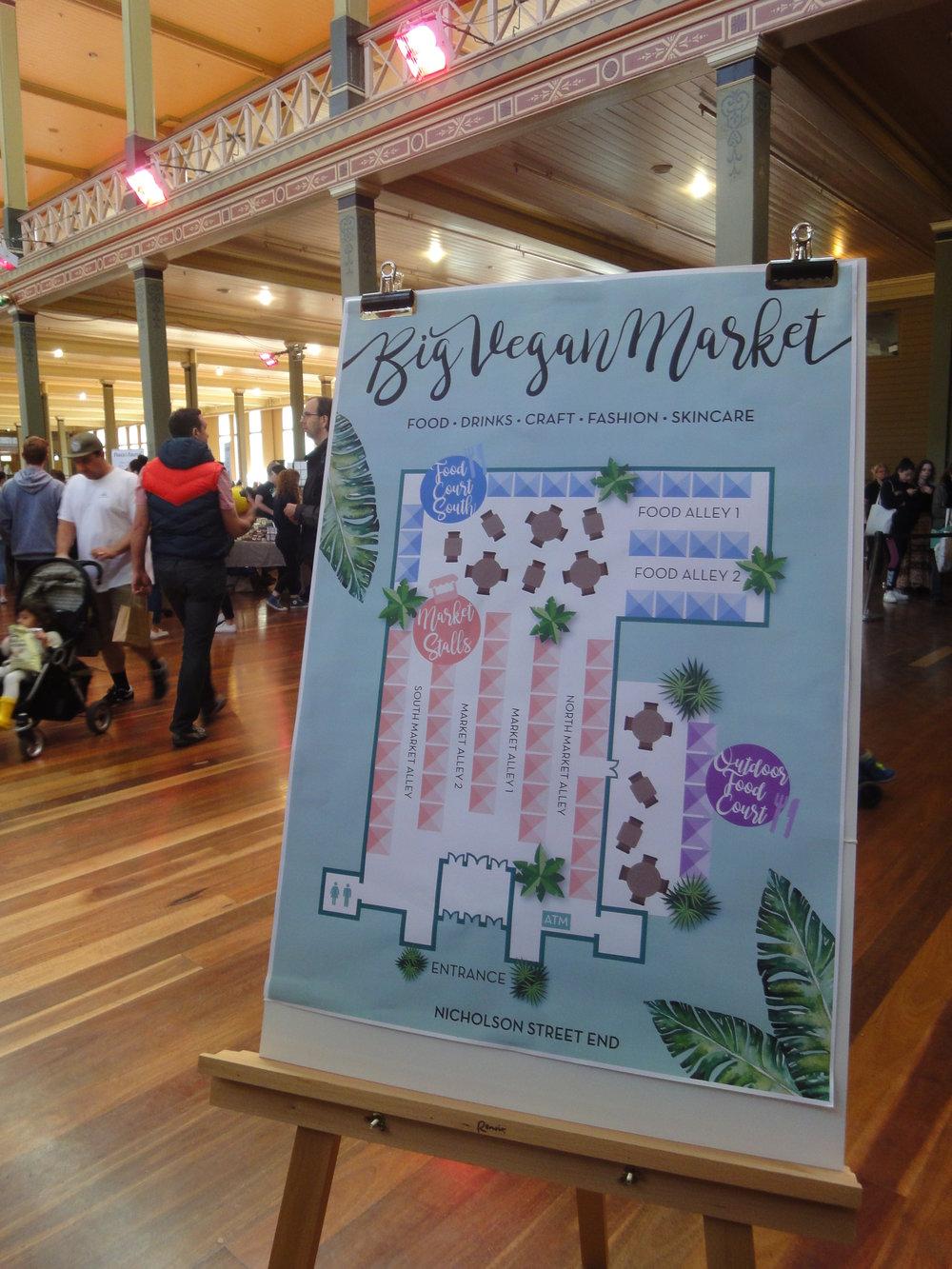 Big Vegan Market gluten free Melbourne Australia