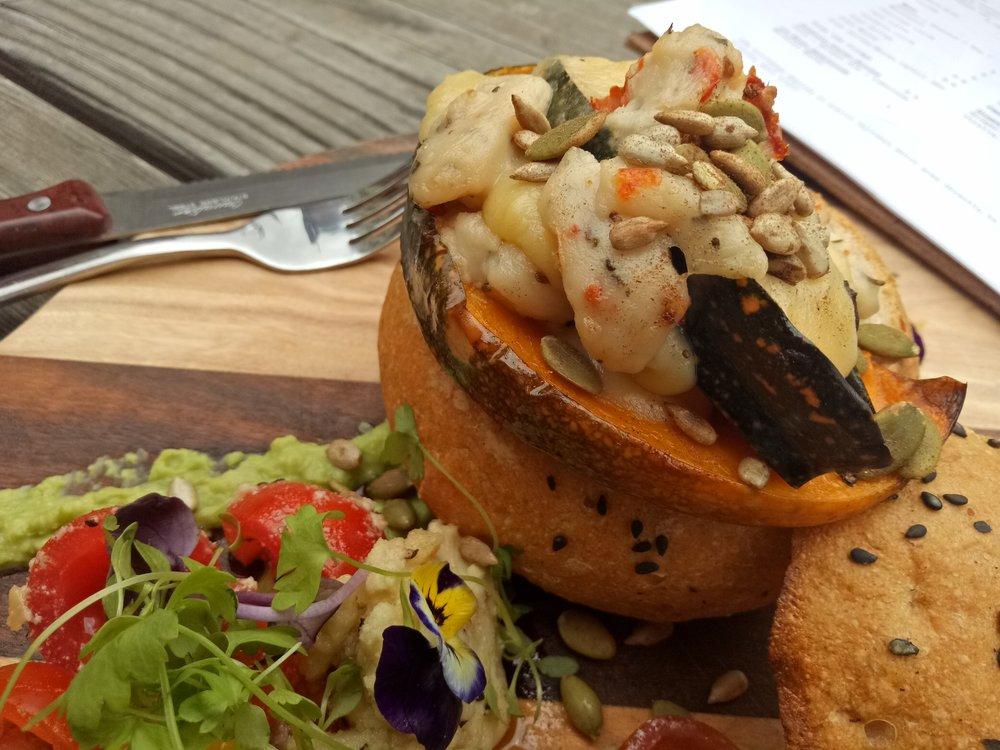 Nup to the Cup Rosa Parks burger Melbourne Australia Handsome Her