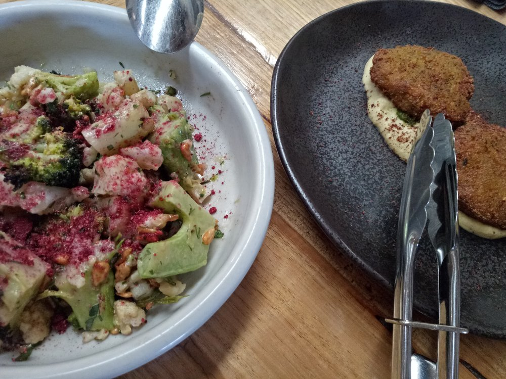 vegan food travel melbourne ausdtralia the independent gembrook argentinian food
