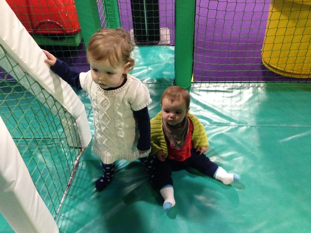 Toddler soft play