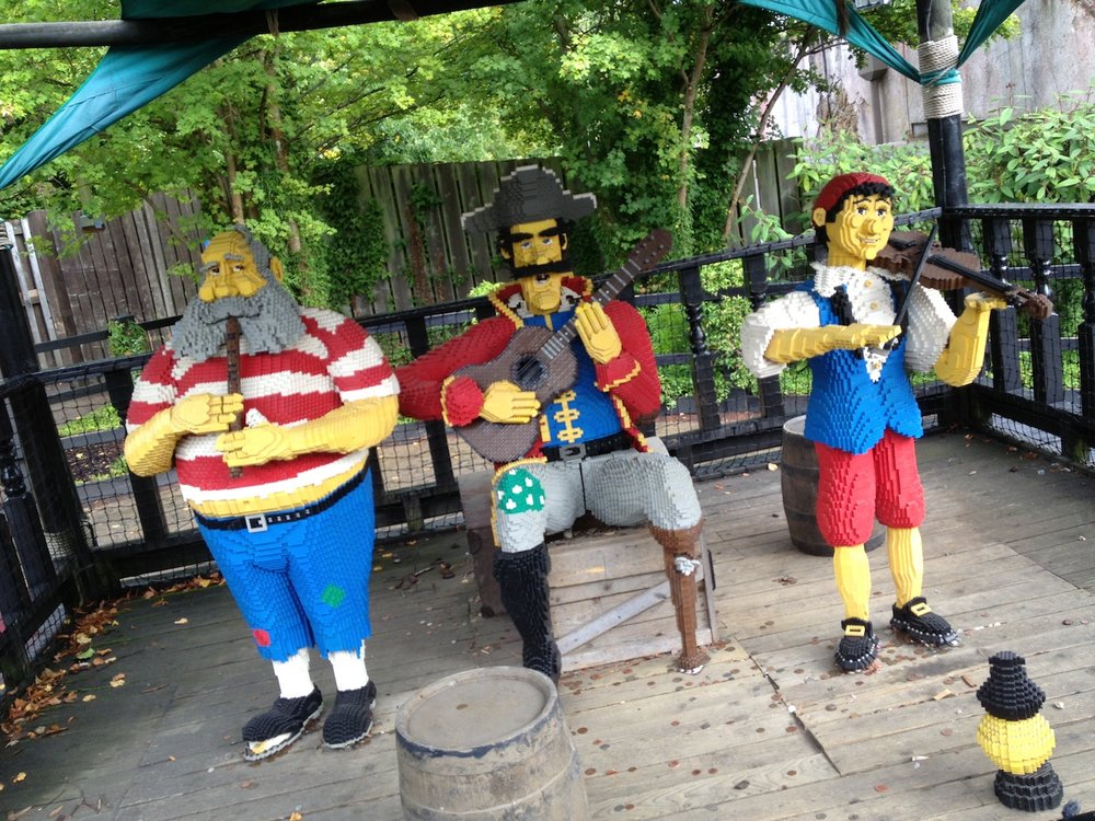 Legoland outing