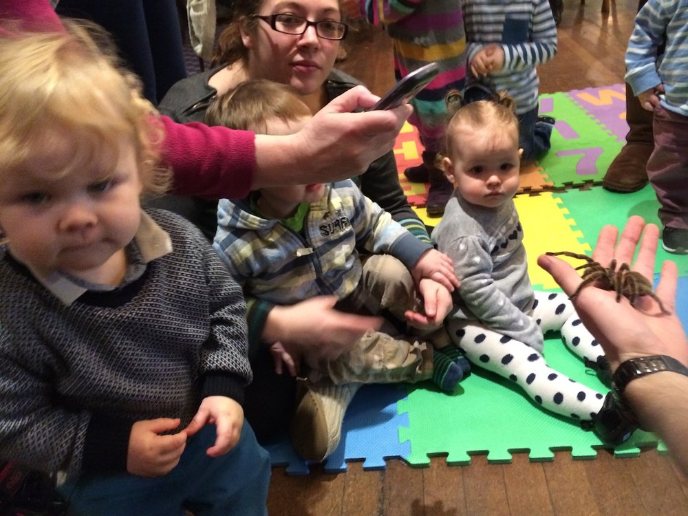 Playschool and Toddler group outing