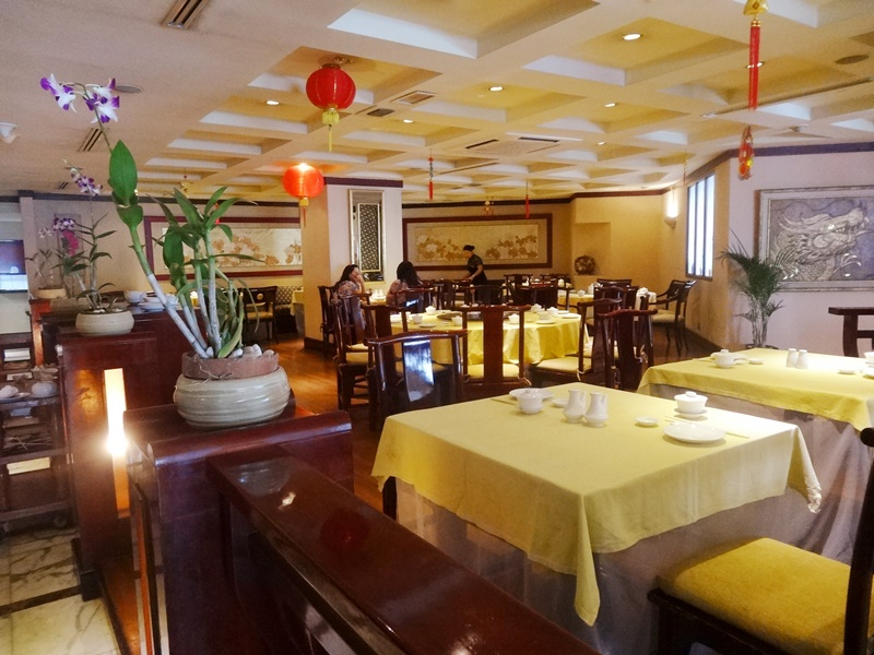Dragon Court Chinese Restaurant - The Media Hotel