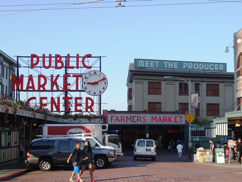 Pike Place Market, The Soul of Seattle