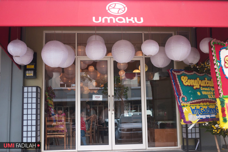 Easily New Favorite Sushi Restaurant: UMAKU!