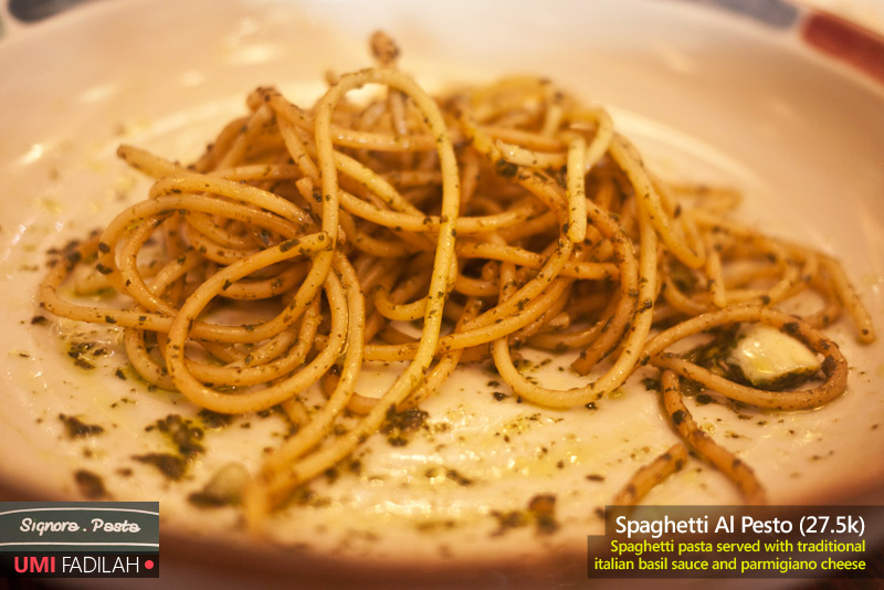 Authentic & Affordable Italian: Signora Pasta