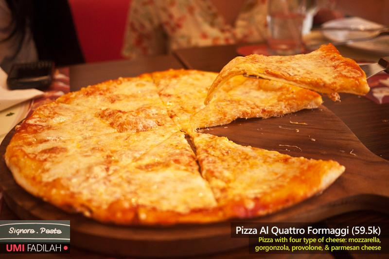Authentic & Affordable Italian: Signora Pasta
