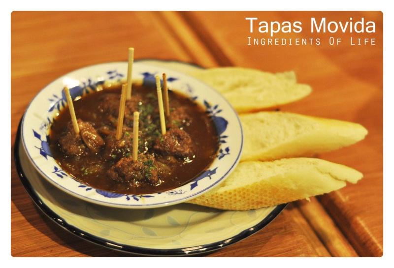 Spanish Tapas Food List