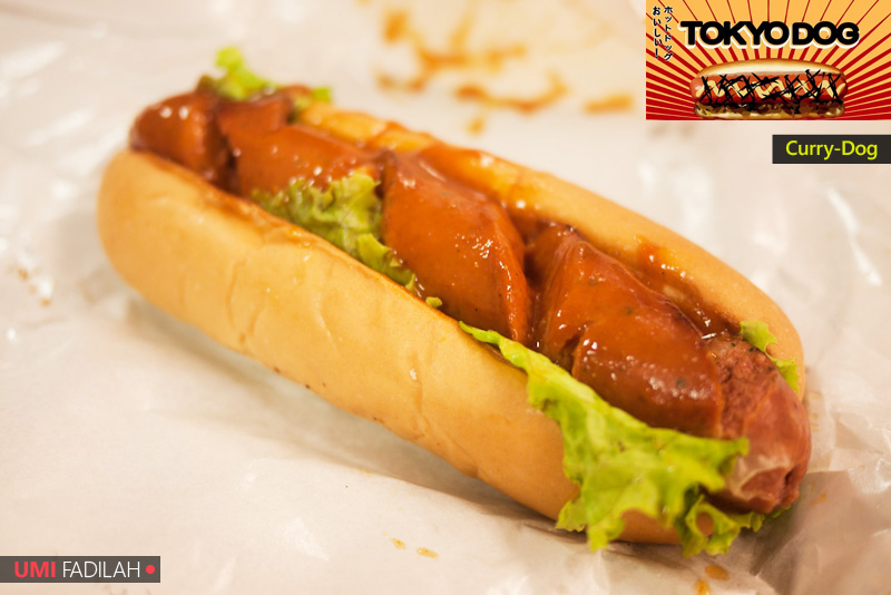 Tokyo Dog: Japanese-Style Hot Dog is in Town!