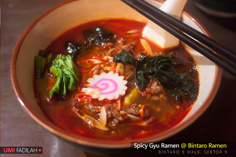 Spotted on the Neighbourhood: Bintaro Ramen