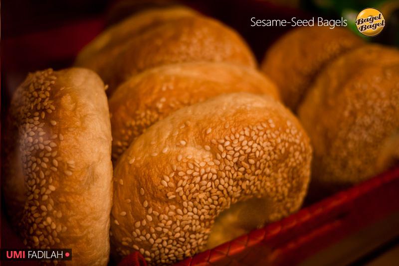 """""""Bagel Bagel"""" - A Taste of NY in Jakarta"""
