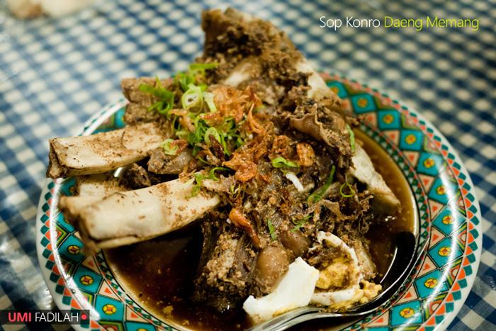 Coto Makassar & Sop Konro Daeng Memang