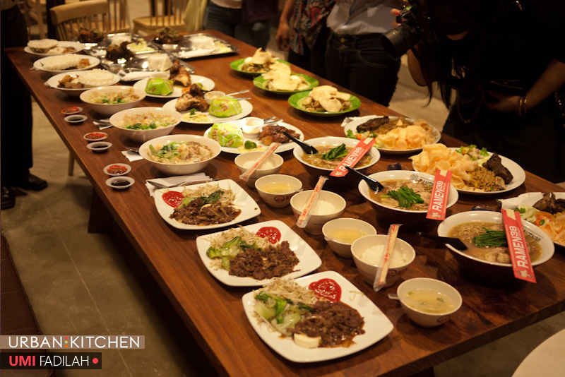 Foodtasting urban kitchen pi new concept umi syam for E kitchen by urban feast