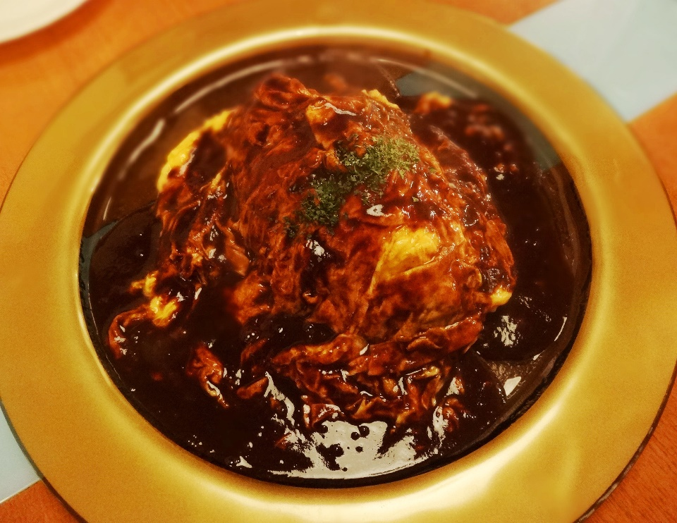 The Most Awesome Omurice Ever — UMI SYAM