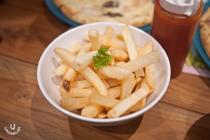 French Fries, IDR 29k.