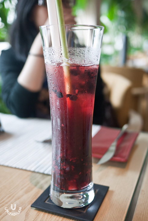 Berry Ice Tea