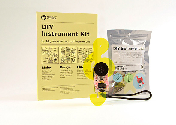 TwSu's DIY Instrument Kit