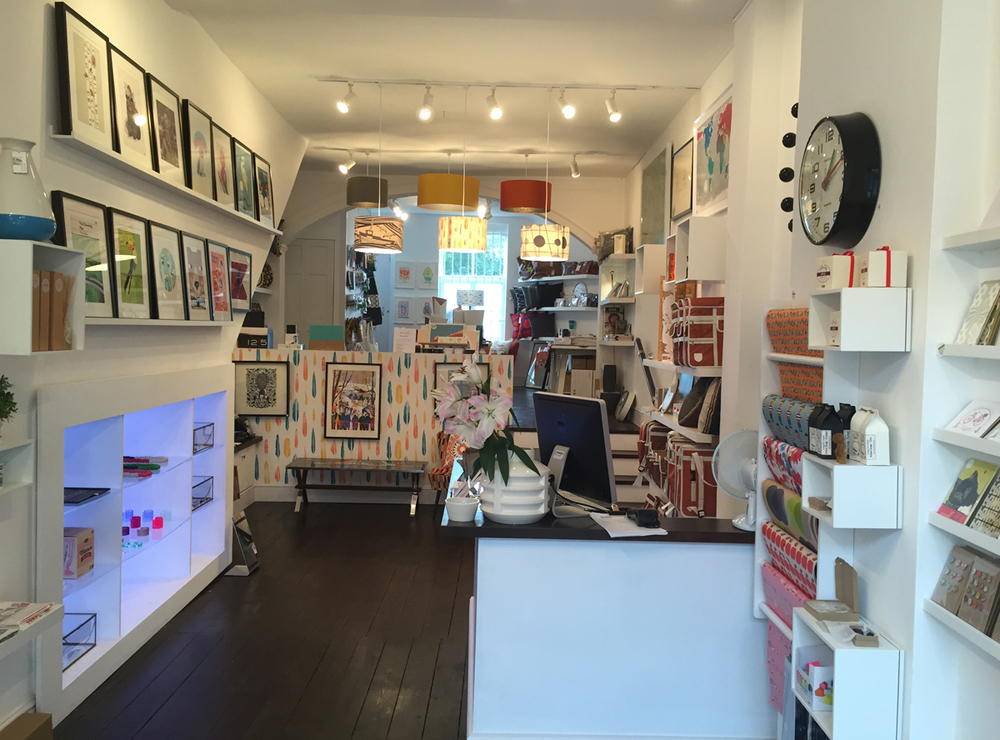 And now our second store in the heart of Stoke Newington Church Street in N16