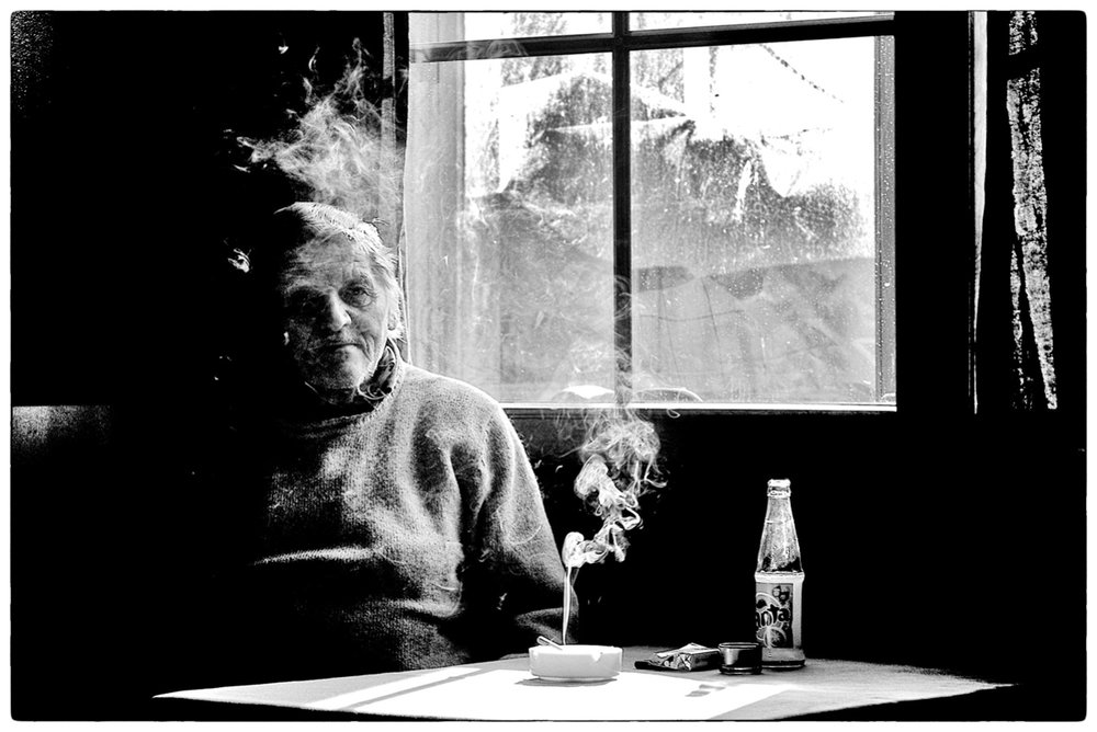 Solitude Moment. Ring Cafeen, Copenhagen. December 2013