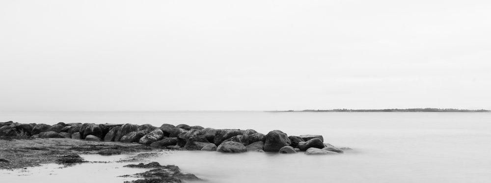 Stilhed ved Øresund