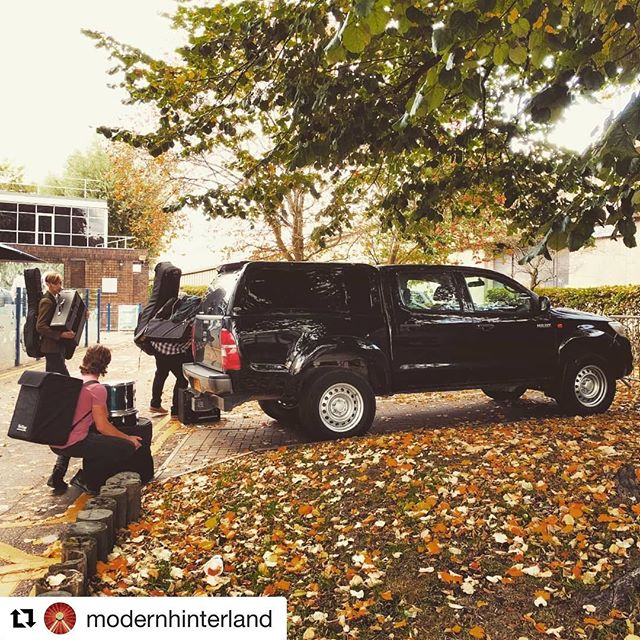 #Repost @modernhinterland with @get_repost ・・・ Less than two weeks till we hit the road in the #modernhintervan.  First up is our album launch gig on 7 November! Tickets here https://bit.ly/2yAKmDi (link in bio) . . . #livemusic #londonlivemusic #album #record #albumlaunch #tour #alternative #altcountry #rootspop #folk #folkrock #rock #country #autumn #thehoppings #modernhinterland